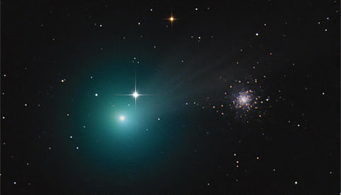 Where To See Comet Lovejoy Tonight - Sky & Telescope