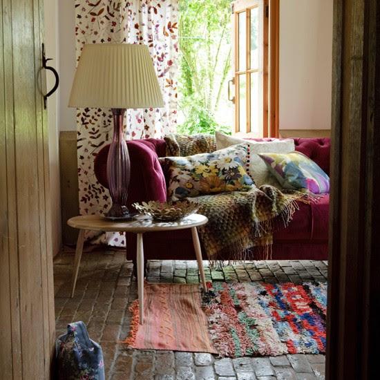 Oturma odası Relaxing | Salon dekorasyon fikirleri | Kanepeler | Resim | Housetohome