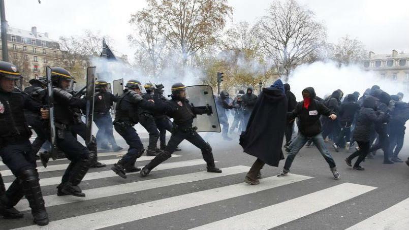 Etat d'Urgence, arme de répression !