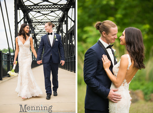 Jamie & Nick Wedding | Pittsburgh Wedding Photographer | Circuit Center Ballroom | The Fluted Mushroom