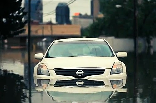 Seven ways to tell if a used car has flood damage