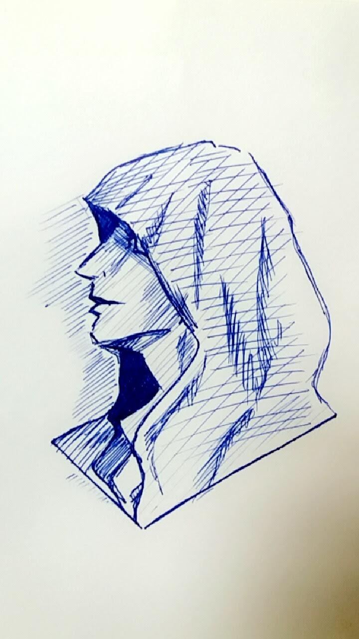 Doodle doodle doodle , BLUE!