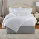 Mainstays Down Alternative Comforter, Full/Queen, White
