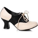 """2.5"""" Saddle Shoe Size 7"""