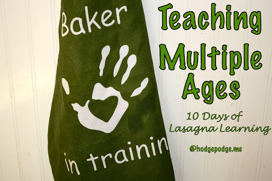 A Recipe for Teaching Multiple Ages - Hodgepodge