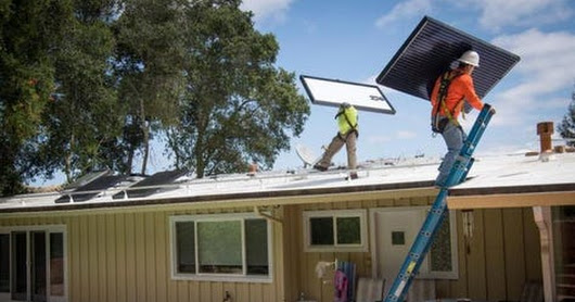 Community Choice Is Driving California's Precocious Energy Revolution