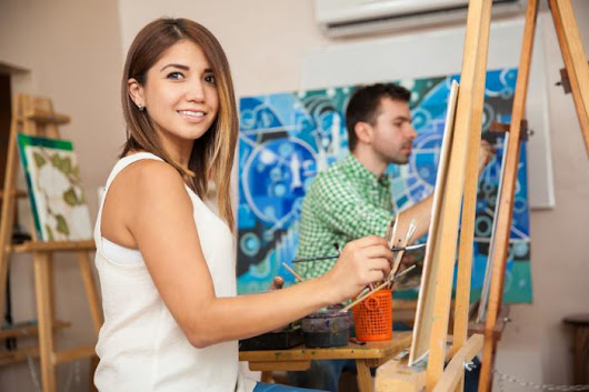 Stress reduced with art-making, regardless of skill level - Medical News Today