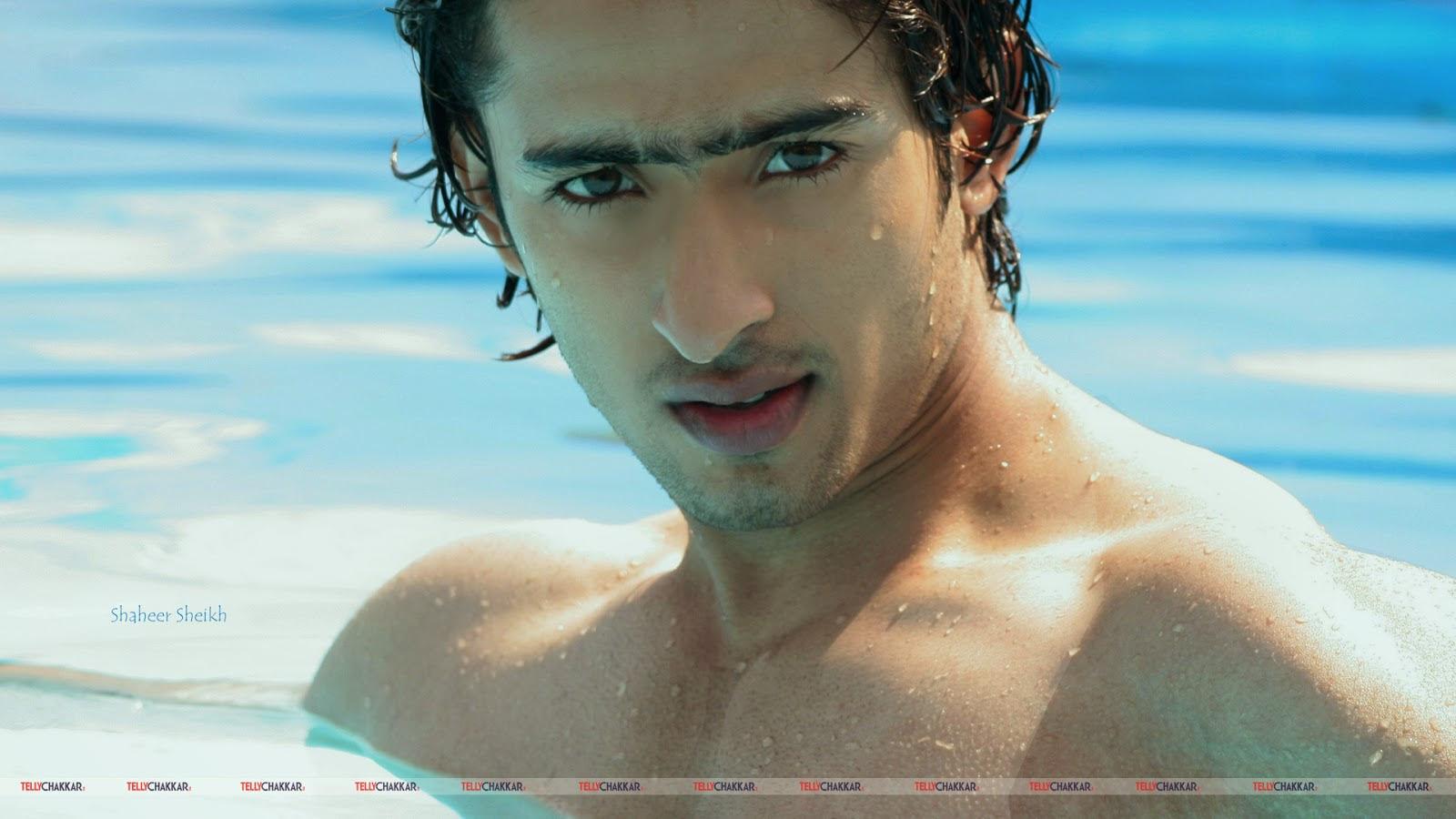 Foto Hot Shaheer Sheikh Pemeran Arjuna
