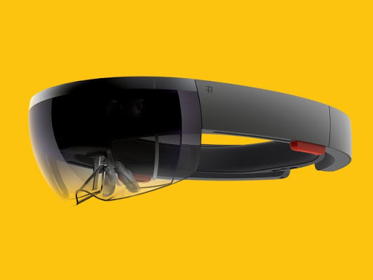 Project Hololens: Microsoft's Audacious Plan to Make Anywhere a Holodeck
