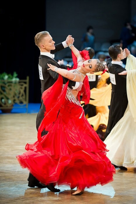 Foxtrot Dance History - Origins of Ballroom Dance