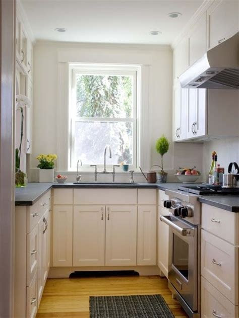 small    kitchen designs small galley kitchen