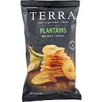 Terra Chips: Chip Plantain Sea Salt, 5 Oz