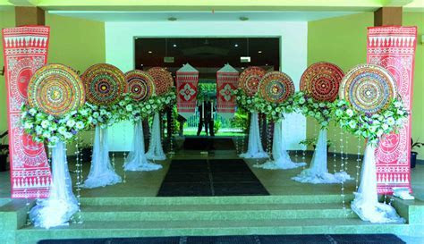 Wedding Entrance Decorations for Weddings in Sri Lanka