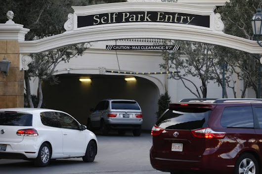 MGM to start charging for parking at Strip casinos