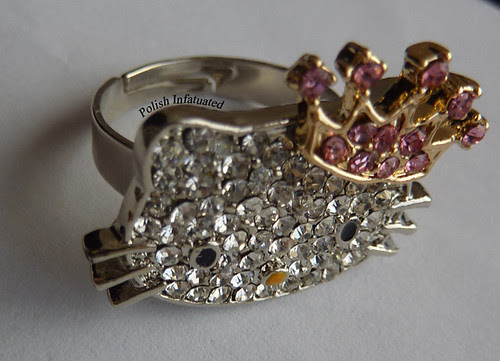 Hello Kitty ring1