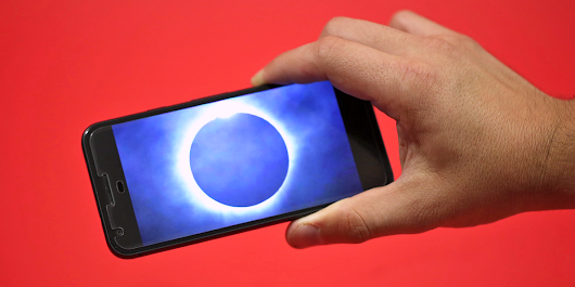 The total solar eclipse may break internet records — here's how web companies are preparing for the crush