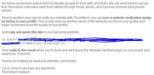 Thumbtack.com Hit With Google Manual Action Penalty for Links - The SEM Post