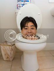 Pronalazak rupe čak i do Kine - smiješne slike