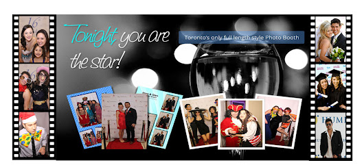 Celebrity Photo Booth - Toronto Photo Booth Rental