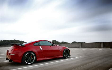 Nuevas fotos de Nissan 350Z   Fondos de pantalla de 350Z