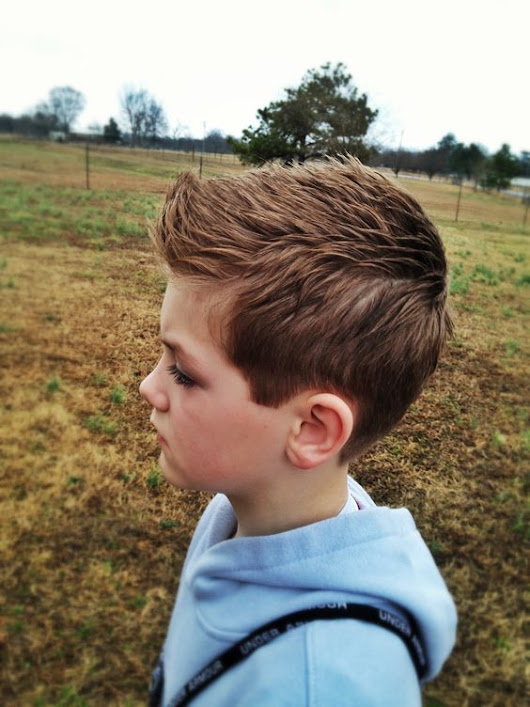 20 REALLY Cute Haircuts for Your Baby Boy - Cute Hairstyles for Boys