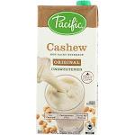 Pacific Foods Unsweetened Cashew Non-Dairy Beverage, Original - 32 fl oz carton