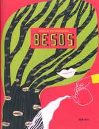 Besos, editorial Kókinos