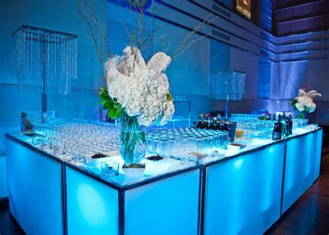 A Romantic Silver and White Wedding in Toronto, Ontario