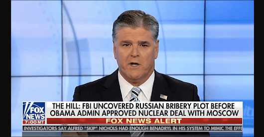 Hannity: Hillary and Her Husband Sold Out America to the Russians | LifeZette