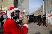 Gara-gara Trump, Malam Natal di Betlehem Tak S   emeriah Biasanya