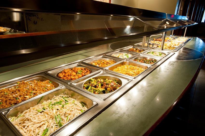 Buffet   The Great Wall Restaurant