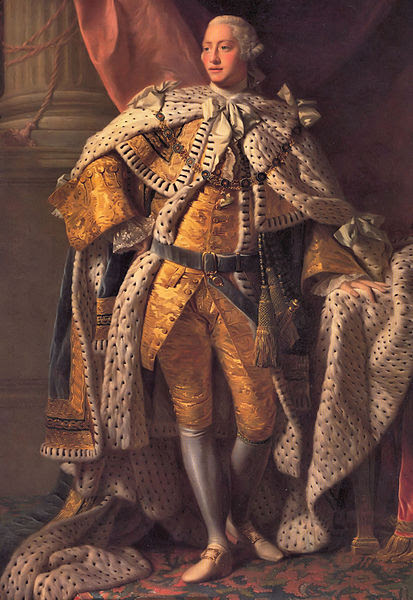 Archivo:George III in Coronation Robes.jpg