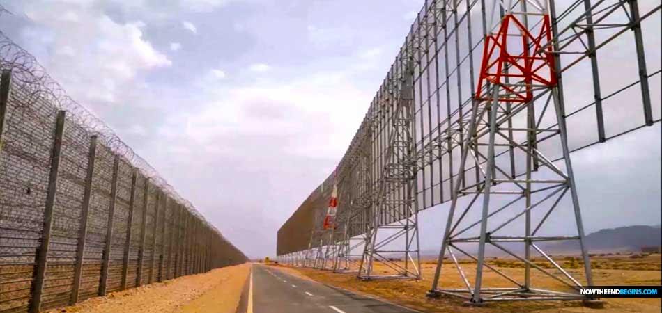 israel-missile-net-border-fence-ramon-airport