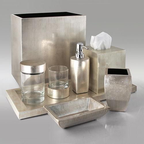 Gail Deloach Bath Accessories . Designer Bath Accessories . Luxury ...
