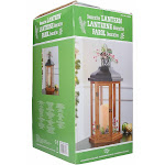 "Puleo Asia 24"" Decorative Lantern"