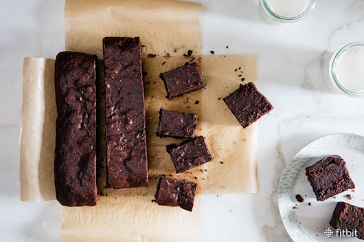 Healthy Recipe: Zucchini Brownies – Fitbit Blog