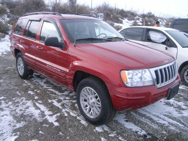 Used Parts 2004 Jeep Grand Cherokee Limited 4x4 4 7l V8 45rfe Subway Truck Parts Inc Auto Recycling Since 1923