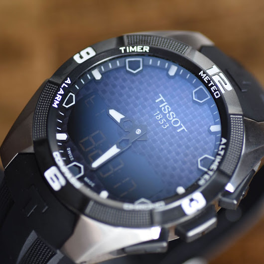 Hands On Tissot Touch Expert Solar Quartz