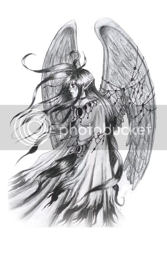 Engel Und Engelsflugel Tattoovorlagen