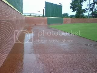 Golden Park field conditions