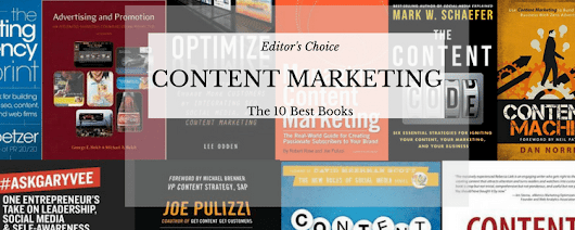 Editor's Choice: The 10 Best Books on Content Marketing - Best Marketing Degrees