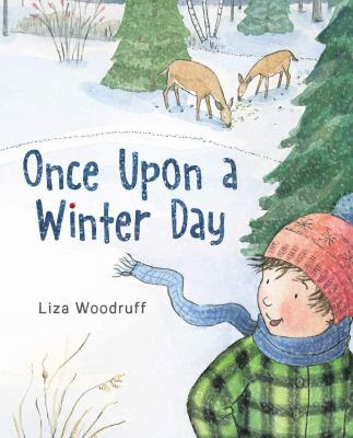 Cover image for Once upon a winter day