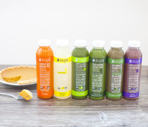 Unstuff Yourself :: Suja Juice