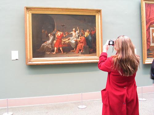 David at The Met