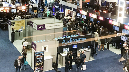Visit the Avid Partner Pavilion at AES New York 2017