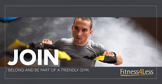 JOIN - why is doing exercise in a group more fun and potentially more effective?