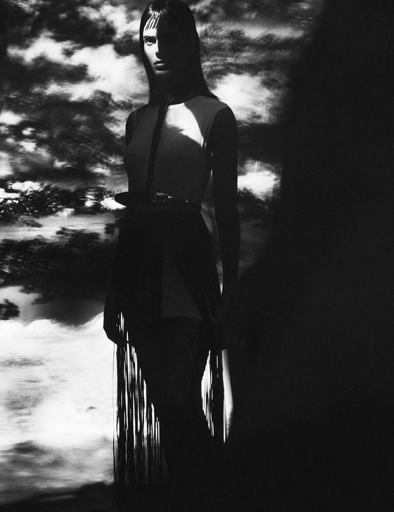 Amanda Wellsh by Txema Yeste for Numero October 2014