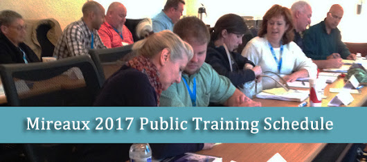 Mireaux 2017 Training Calendar is Released, Sign Up Now! - Mireaux Management Solutions