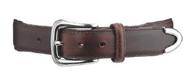 Red Wing 96522 - 1-1/4-inch Brown Belt w/ Tipped End