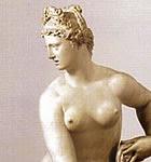 Escultura simbólica italiana.